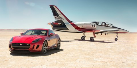 2015 Jaguar F-Type AWD : Quicker, more dynamic all-paw Jag revealed