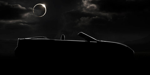 Lexus LF-C2 concept teased: Prelude to RC convertible heading to LA