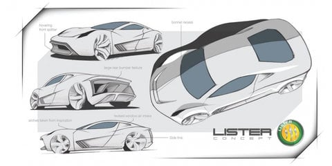 Lister plans supercharged V12 hypercar with over 745kW of power