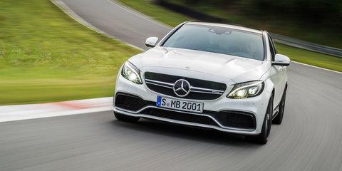 Mercedes-Benz C-Class outsells Honda Jazz and Mitsubishi Lancer