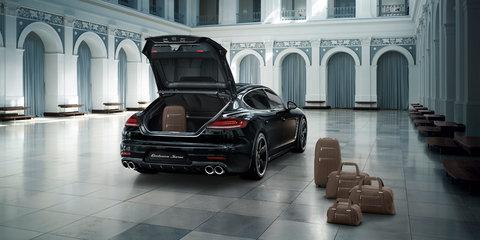 Porsche Panamera Turbo S Executive Exclusive Series headed for Los Angeles