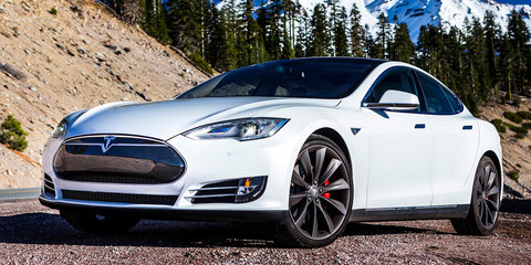 Tesla Model S P85+ First Look