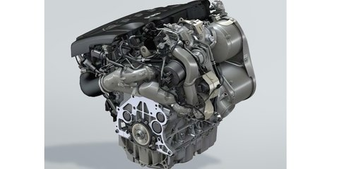 Volkswagen reveals new 200kW 2.0-litre diesel engine