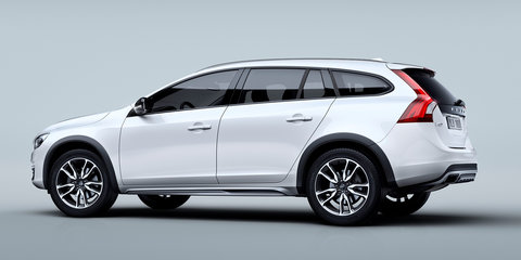 Volvo V60 Cross Country unveiled ahead of LA debut