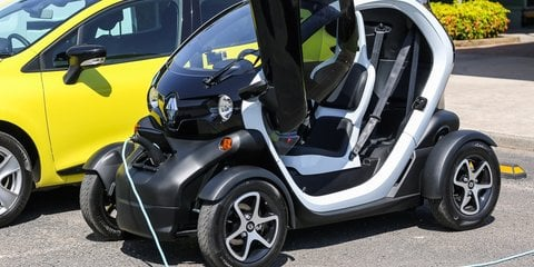 Renault aims to familiarise 'influencers' with the benefits of Twizy time