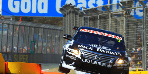 Nissan wants downsized turbos for V8 Supercars championship