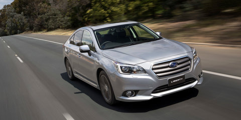 Subaru set to follow downsizing trend : Japanese brand could phase out six-cylinder, expand diesel engine range