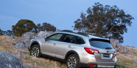 2015 Subaru Outback : Pricing drops of up to $10,000