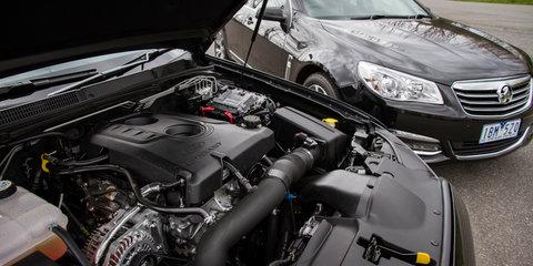 Ford Falcon G6E v Holden Calais : Comparison review