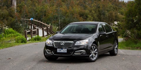 Ford Falcon G6E v Holden Calais : Comparison review