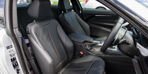 Lexus RC350 F Sport v BMW 435i coupe : Comparison review