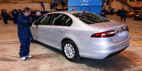 2015 Ford Falcon FG X gallery