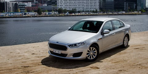 Ford Falcon v Holden Commodore Evoke : Comparison review