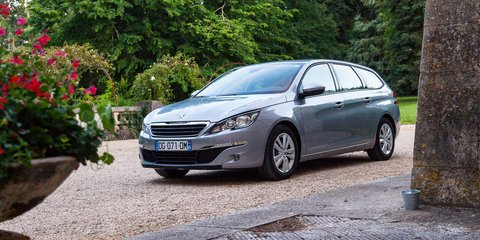 Peugeot 308 Touring sees higher than expected demand