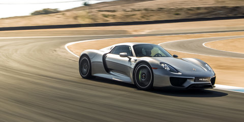 Keen on a Porsche 918 Spyder for Christmas? Too bad - they're all sold