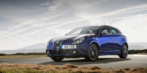 2015 Alfa Romeo Giulietta : Pricing and specifications