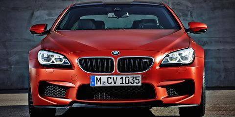 2015 BMW 6 Series, M6 updates revealed