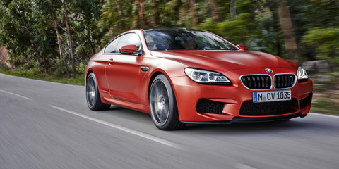 2015 BMW 6 Series, M6 updates revealed