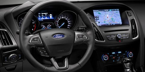 2015 Ford Focus here mid-year with substantial upgrades
