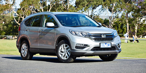 Honda CR-V gets small price cut to help flagging sales