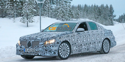 2016 Mercedes-Benz E-Class :: new-generation luxury sedan spied