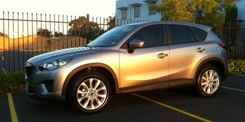 2014 Mazda CX-5 Grand Tourer Review Review