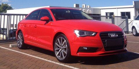 2014 Audi A3 1.4 TFSI Review Review