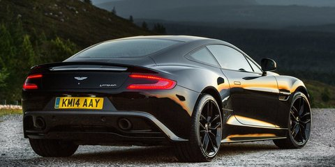 2015 Aston Martin New Cars