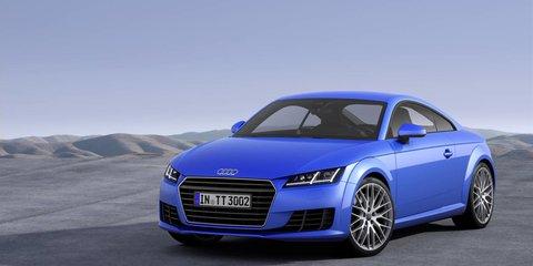 2015 Audi New Cars