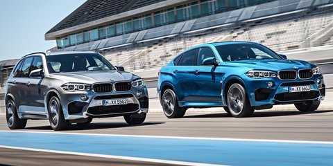 2015 BMW X5 M and BMW X6 M pricing and specifications