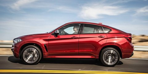 2015 BMW X6 : Pricing and specifications