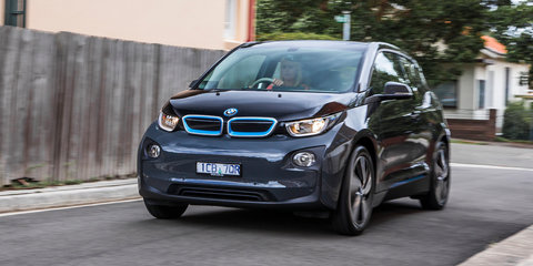 2015 BMW i3 Speed Date