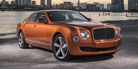 2015 Bentley New Cars