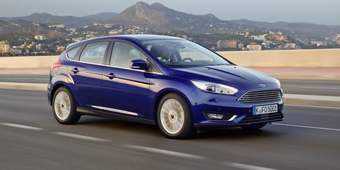 2015 Ford New Cars