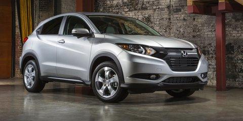 Honda HR-V held back by supply