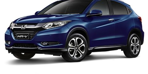 2015 Honda HR-V :: Specifications surface ahead of small SUV launching locally