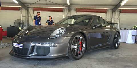 Porsche 911 GT3 : what's new for 2015