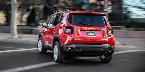 2015 Jeep New Cars