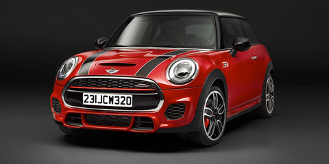 2015 Mini JCW : 170kW pocket rocket revealed