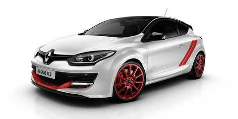 Renault Megane RS275 Trophy-R priced from $61,990
