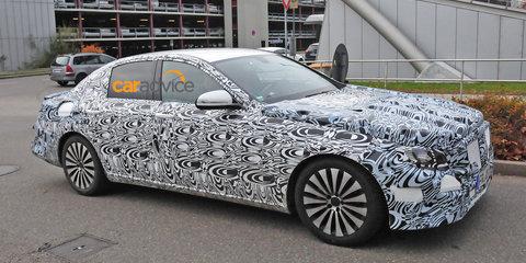 2016 Mercedes-Benz E-Class cabin gets S-Class cues