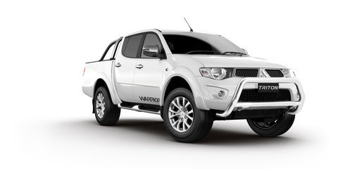 Mitsubishi Triton GLX-R Warrior returns, limited to 300 units