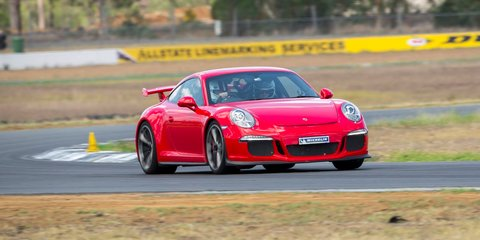 2015 Porsche 911 GT3 Review : Track Test