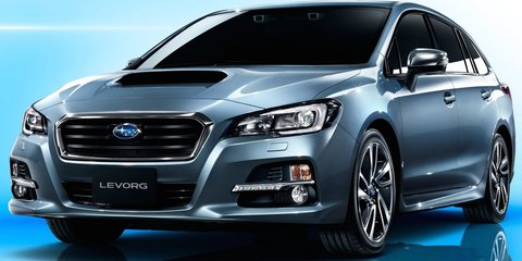 2015 Subaru New Cars