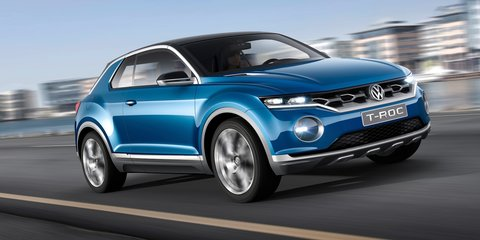 Volkswagen to reveal production T-Roc at Geneva - report