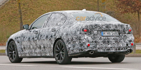 2016 BMW 5 Series spied in plug-in hybrid guise