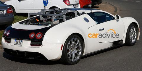 Bugatti Chiron production set back by awkward doors - report