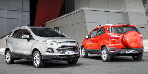 Ford EcoSport recalled over wiring defect