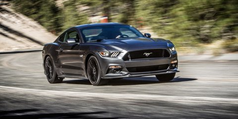 Ford Mustang : Australian Pony car's V8 to match US outputs, despite spec sheet differences