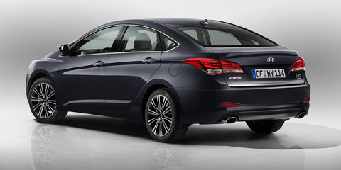 2015 Hyundai i40 facelift revealed with dual-clutch transmission